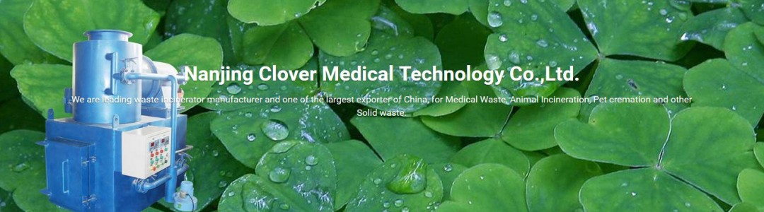 clover medical incinerator
